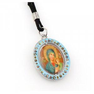 Medailón Panny Márie