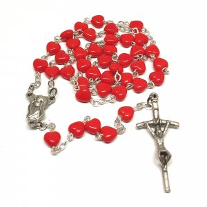 Ruženec-ku krvi Kristovej